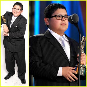 Rico Rodriguez: Favorite Supporting TV Actor at the ALMA Awards!