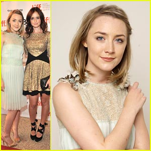 Saoirse Ronan: 'Violet and Daisy' Premiere at TIFF