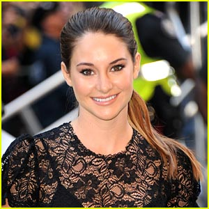 Shailene Woodley: 'Being A Star is Not My Goal'