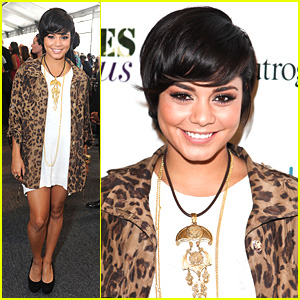Vanessa Hudgens: Fatigues to Fabulous at Fashion Week!