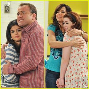 Selena Gomez & Jennifer Stone: Alex & Harper Move Out!