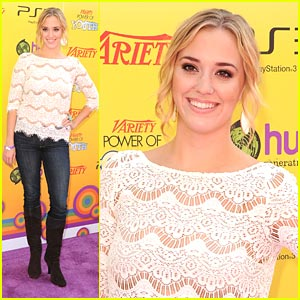 Andrea Bowen: Power of Youth 2011