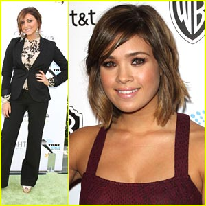 Nicole Anderson & Cassie Scerbo: Aim High Hotties