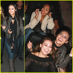 Francia Raisa: Knott's Berry Farm Fun!
