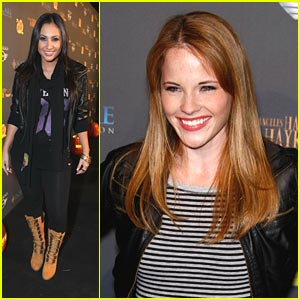 Katie Leclerc: Haunted Hayride with Francia Raisa!