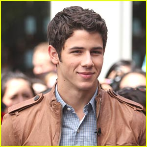 Nick Jonas: 'Smash' Hit!
