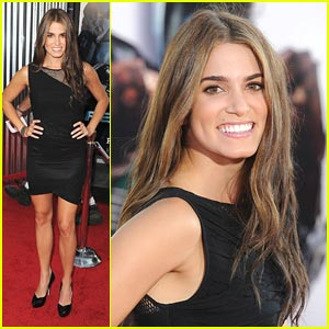 Nikki Reed: 'Real Steel' Premiere Stunning