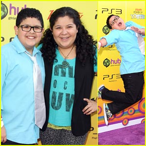 Rico Rodriguez: Power of Youth 2011 with Raini!