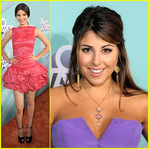 Victoria Justice &#038; Daniella Monet: HALO Award Hotties!