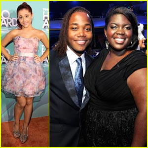 Leon Thomas & Ariana Grande: Halo Awards Get 'Victorious'