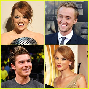 Zac Efron, Tom Felton, Emma Stone &#038; More: People's Choice Nominees!