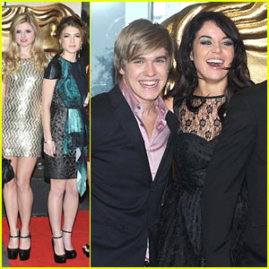 House of Anubis Cast: Children's BAFTAs 2011!