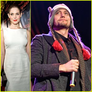 Ashley Greene & Jackson Rathbone: Twilight in Chicago!