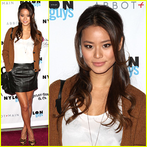 Jamie Chung: 'Nylon Guys' November Issue Party!