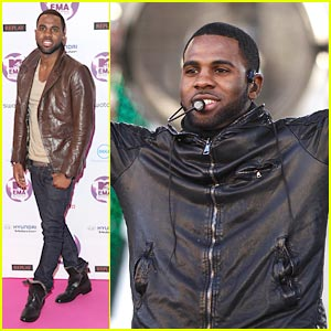 Jason Derulo: MTV EMAs 2011 Performance!