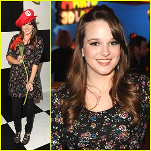 Kay Panabaker: 'Law & Order SVU' Guest Star!