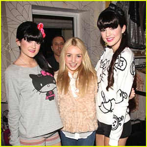 Kendall &#038; Kylie Jenner: Hello Kitty Line Launch!