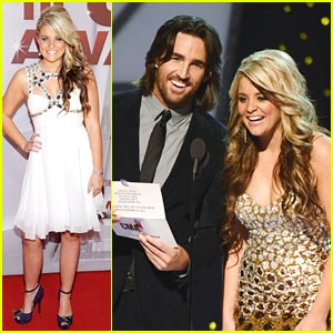 Lauren Alaina - CMA Awards 2011