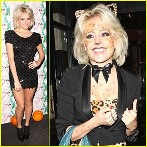 Pixie Lott: 'Young Foolish Happy' Album Launch Party!