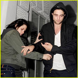 Robert Pattinson & Kristen Stewart: Dingwalls Duo
