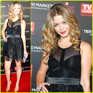 Sasha Pieterse: TV Guide Party Pretty