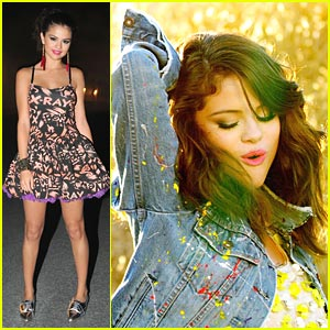 Selena Gomez: More 'Hit The Lights' Video Pics!