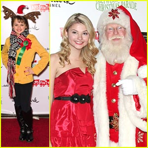 Stefanie Scott: Happy Christmas, Hollywood!