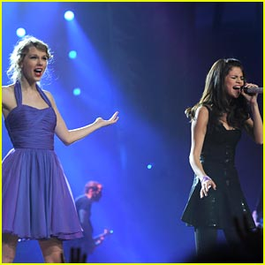 Taylor Swift: Duet with Selena Gomez & James Taylor!