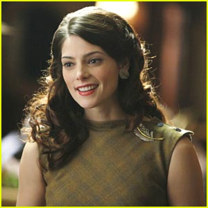 Ashley Greene on 'Pan Am' -- Official Pics!