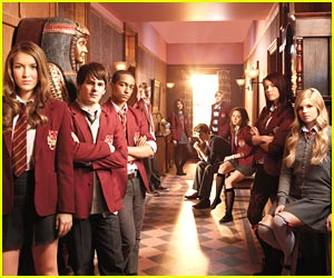 'House of Anubis' Premieres January 9th!