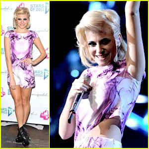 Pixie Lott: T4 Stars of 2011!