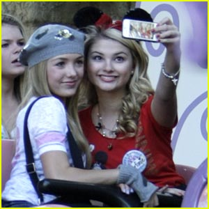 Stefanie Scott: Disneyland Birthday Girl!
