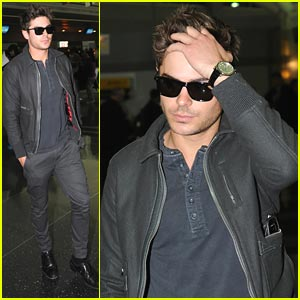 Zac Efron: 'New Year's Eve' Clips!