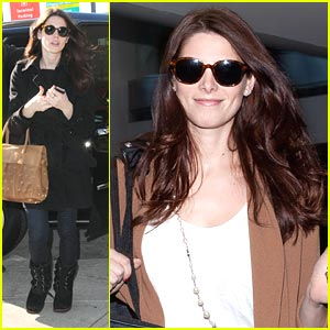 Ashley Greene Loves Rachel Bilson's Style
