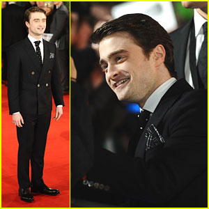 Daniel Radcliffe: 'Woman In Black' World Premiere!