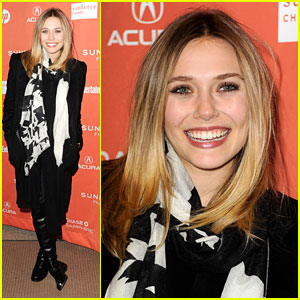 Elizabeth Olsen: 'Red Lights' in Park City