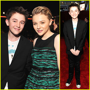 Greyson Chance: People's Choice Awards 2012