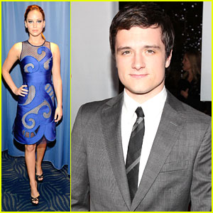Jennifer Lawrence &#038; Josh Hutcherson: People's Choice Awards 2012