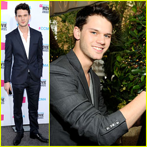 Jeremy Irvine: AFI & Critics' Choice Awards 2012!