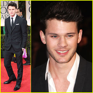 Jeremy Irvine: London Film Critics' Circle Awards 2012