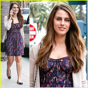 Jessica Lowndes: 'Nothing Like This' Video