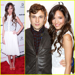 Kelsey Chow &#038; William Moseley: 'Coriolanus' Couple
