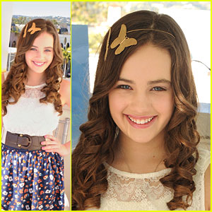 Mary Mouser: DPA Suite Darling
