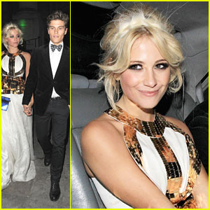 Pixie Lott: 21st Birthday Bash at Movida!