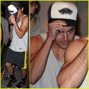Zac Efron: New Year, New Resolution!
