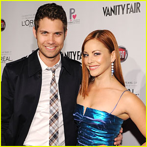 Drew Seeley & Amy Paffrath: Engaged!