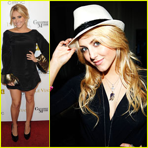 Cassie Scerbo: Kari Feinstein Oscar Suite-heart