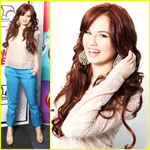 Debby Ryan: 'Radio Rebel' Portraits & Interview -- Exclusive!