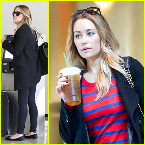 Lauren Conrad: Big Apple Birthday Getaway