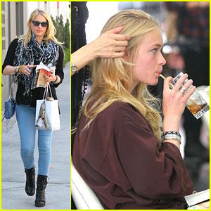 Leven Rambin: Blonde in Beverly Hills
